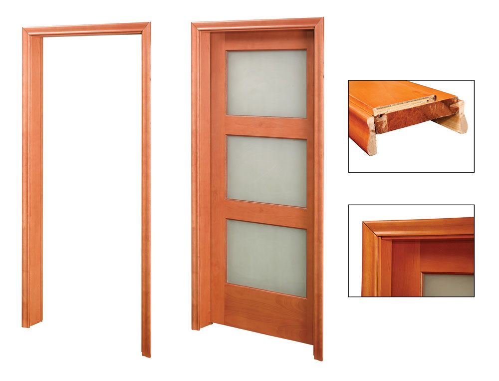 Door Framing and Casing