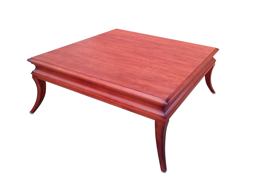 Square Coffee Table Mandy Li Collection